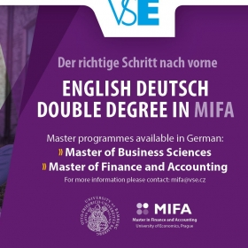 Double Degree registrations 5.8. – 18.9.2019