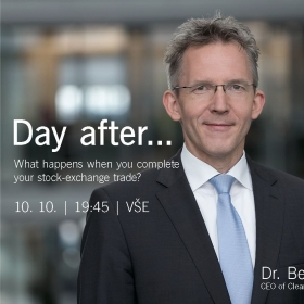 Berthold Kracke: Inside Clearstream Deutsche Boerse Group at VSE