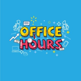 Student Office Hours during summer (7/7 – 27/8)