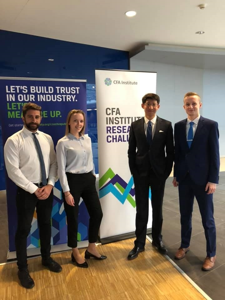 MIFA at the CFA Research Challenge