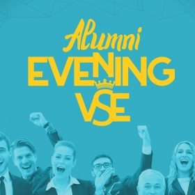 Alumni evening VSE 9.11.2019