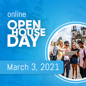 OPEN DAY MARCH 3rd, 2021
